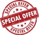 Special offer logo,AMPM appliance repair service