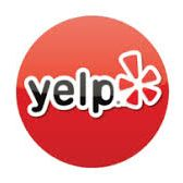 Yelp logo ,AMPM appliance repair service,California